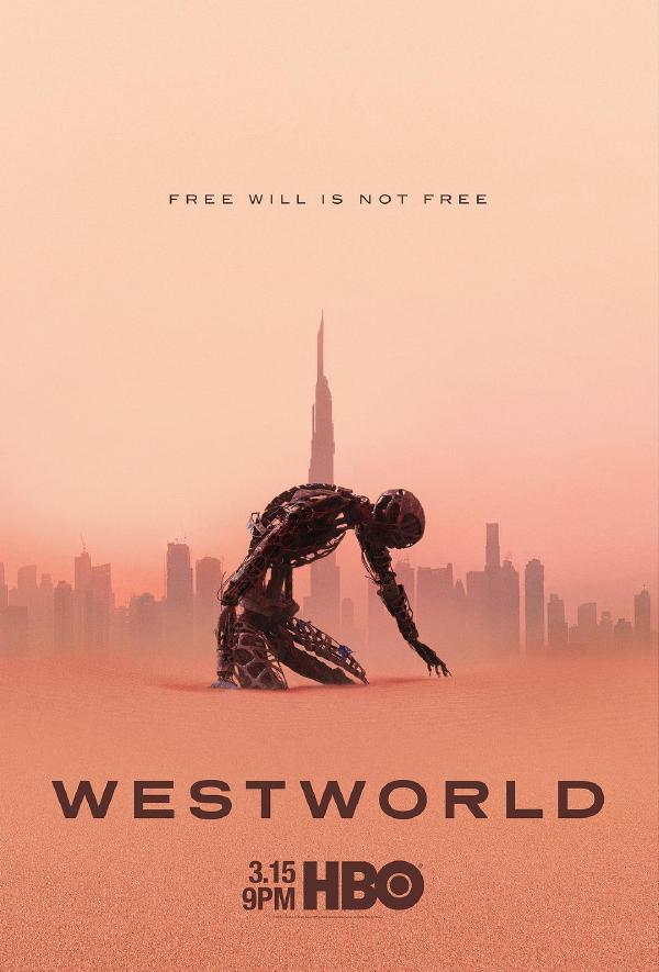 HBO神剧《西部世界》第三季 首播