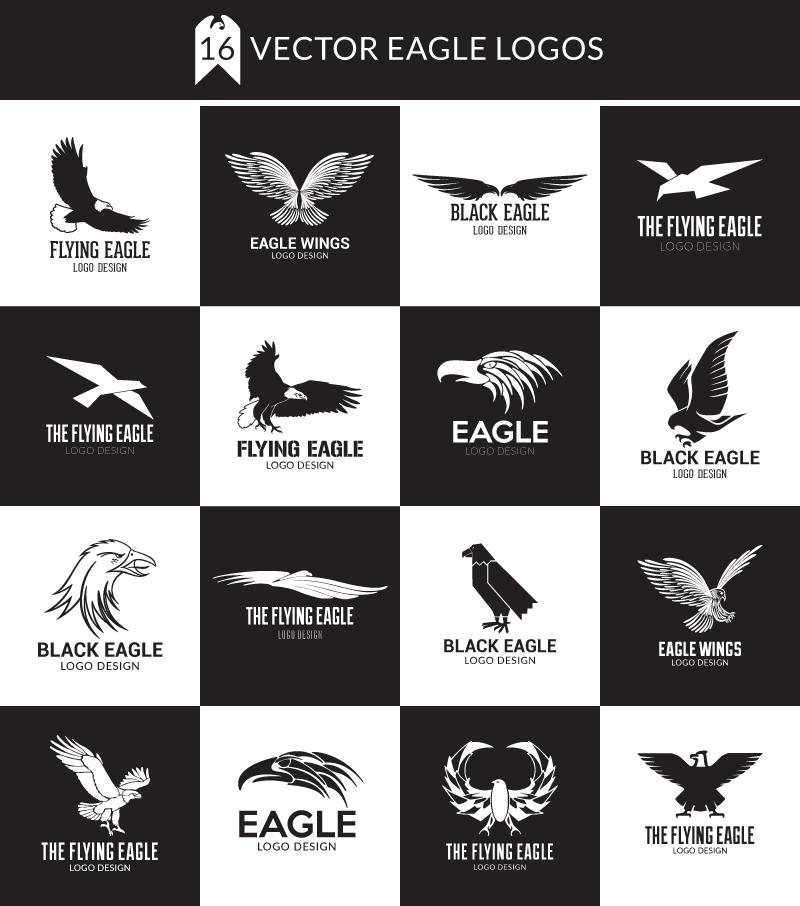 eagle-logo-design-pack-preview