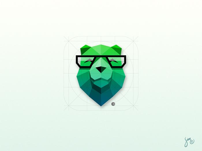 bear-icon-design