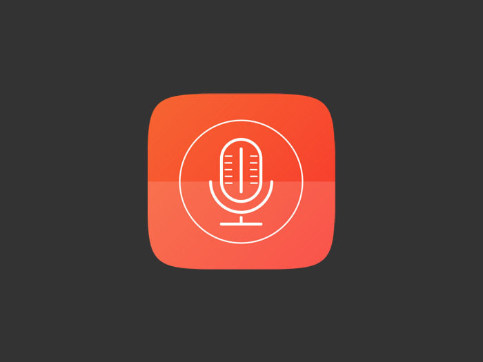 suru-icon-microphone-app