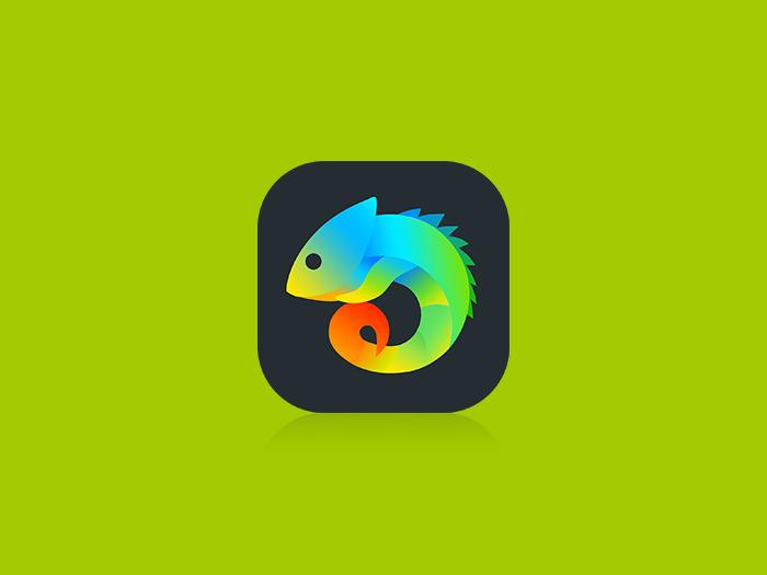chameleon-icon