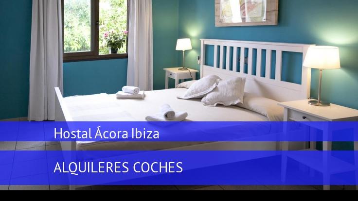 Hostal Ácora Ibiza reservas
