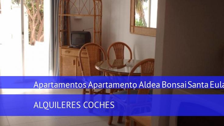 Apartamento aldea bonsai santa eulalia ibiza booking al mejor precio alquileres coches - Apartamentos santa eulalia ibiza ...