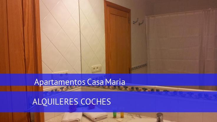Apartamentos Casa Maria reservas