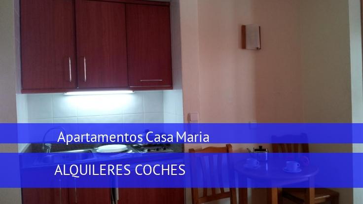 Apartamentos Casa Maria reverva