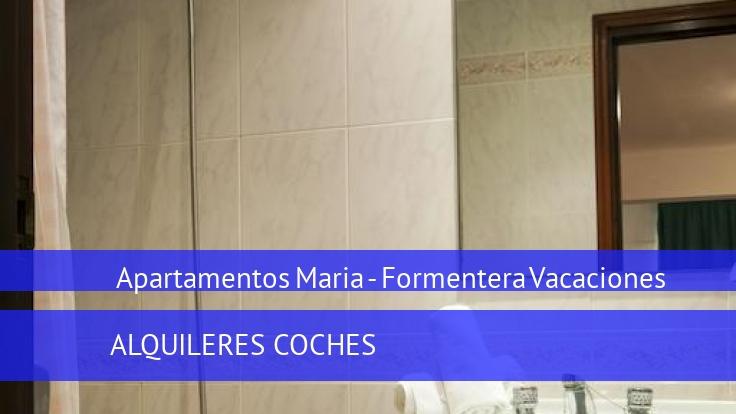 Apartamentos Maria - Formentera Vacaciones reservas