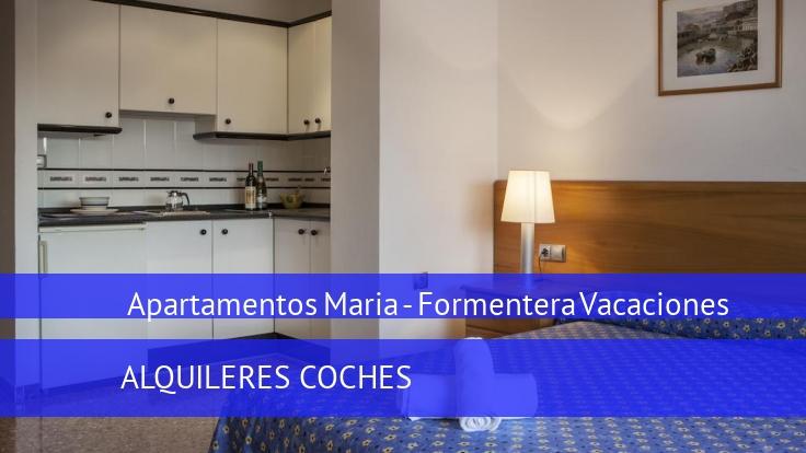 Apartamentos Maria - Formentera Vacaciones reverva