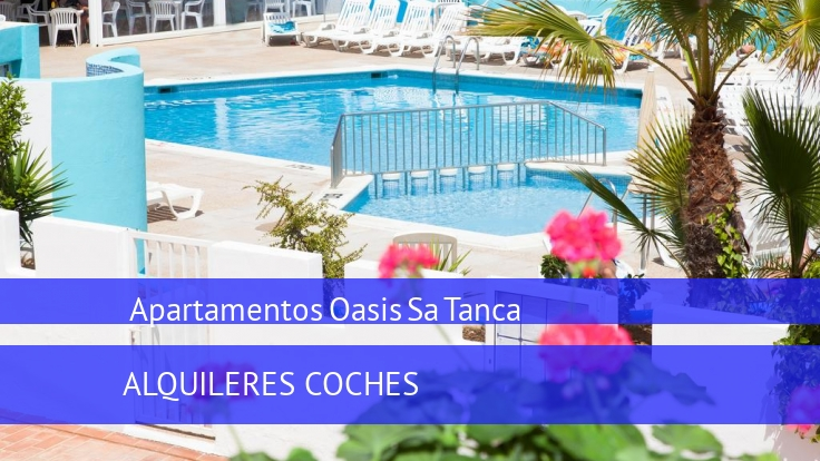 Apartamentos Apartamentos Oasis Sa Tanca