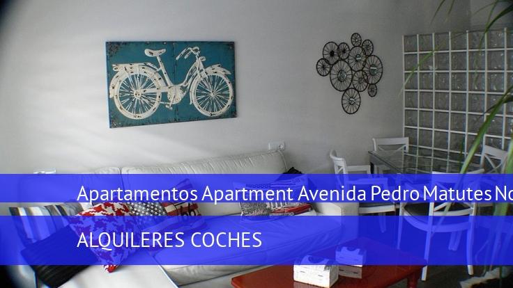 Apartamentos Apartment Avenida Pedro Matutes Noguera