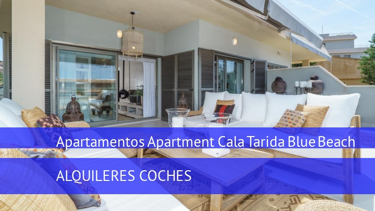 Apartamentos Apartment Cala Tarida Blue Beach