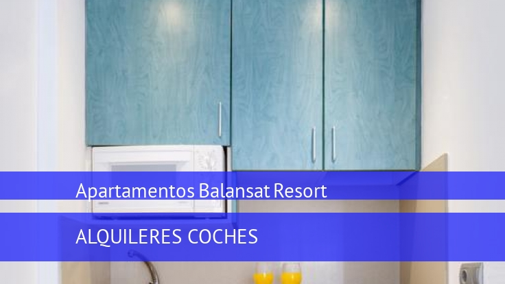 Apartamentos Balansat Resort booking
