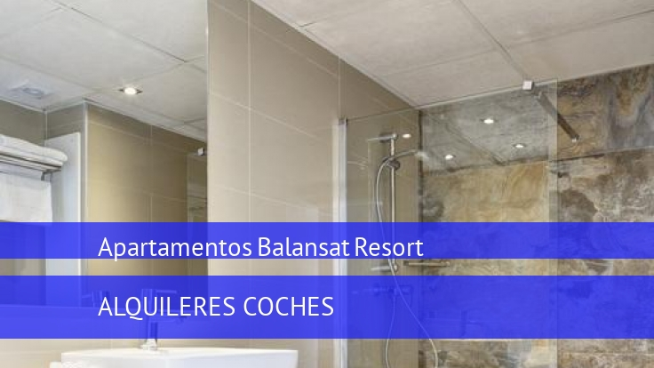 Apartamentos Balansat Resort reservas