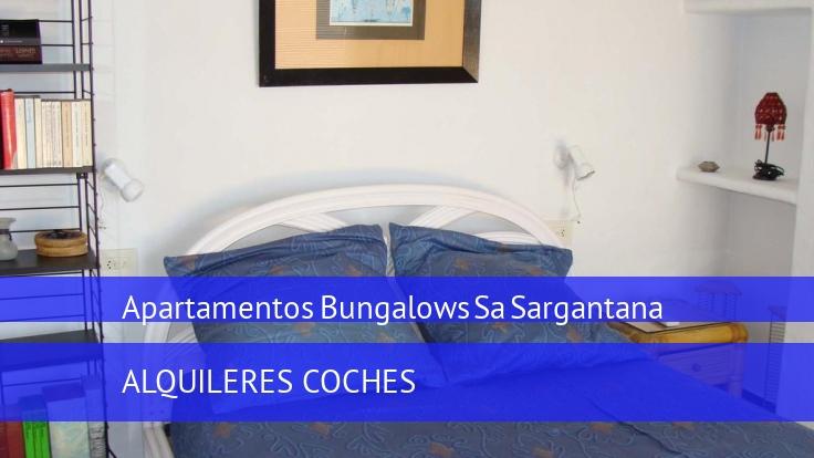 Apartamentos Bungalows Sa Sargantana reservas