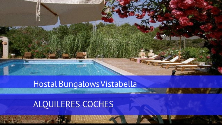 Hostal Bungalows Vistabella
