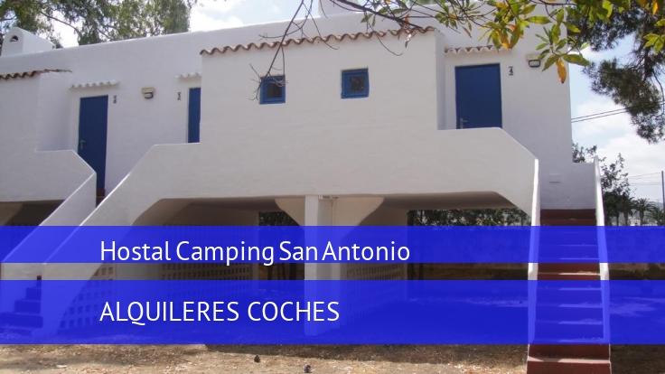 Hostal Camping San Antonio