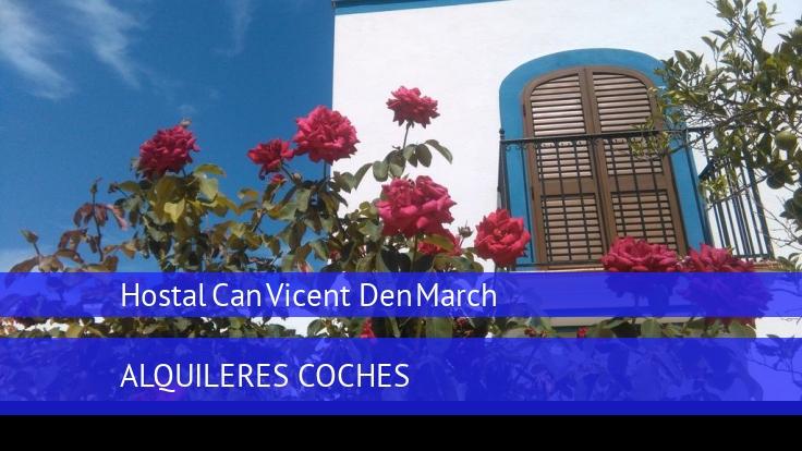 Hostal Can Vicent Den March reverva
