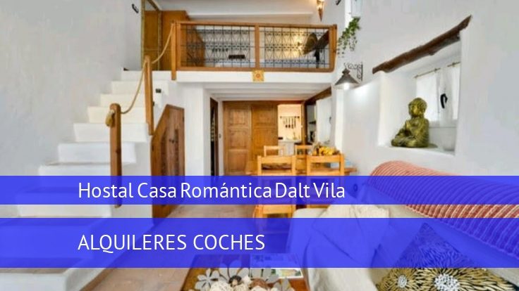 Hostal Casa Romántica Dalt Vila