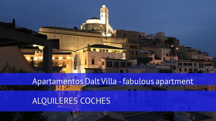 Apartamentos Dalt Villa - fabulous apartment