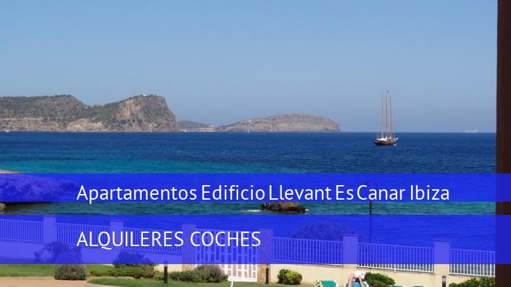 Apartamentos Edificio Llevant Es Canar Ibiza