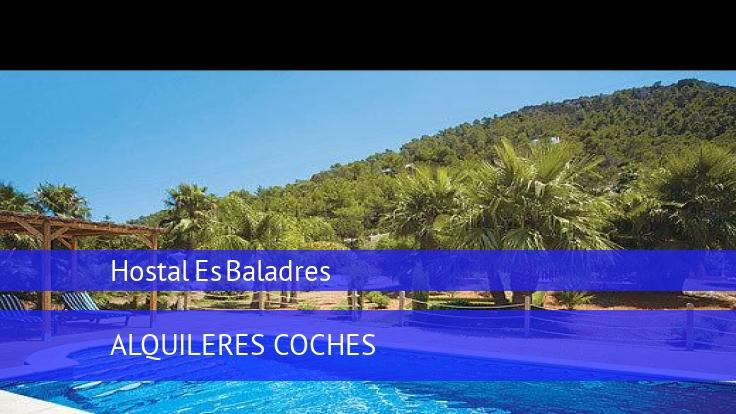 Hostal Es Baladres