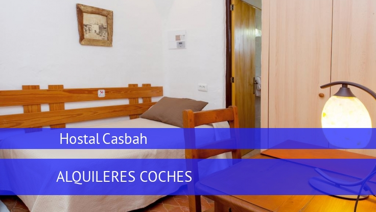Hostal Casbah reservas
