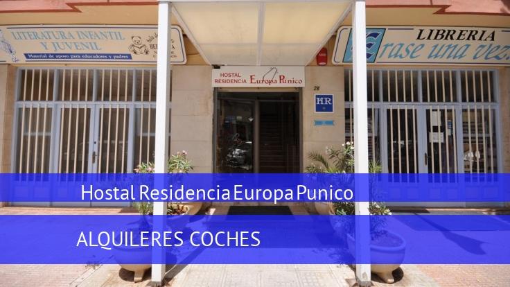 Hostal Hostal Residencia Europa Punico
