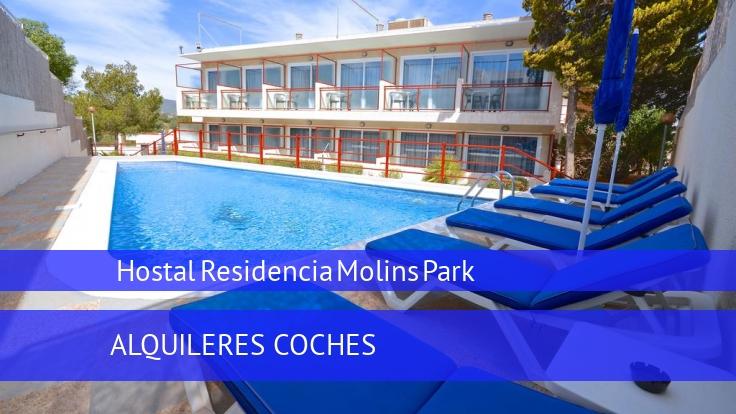 Hostal Hostal Residencia Molins Park