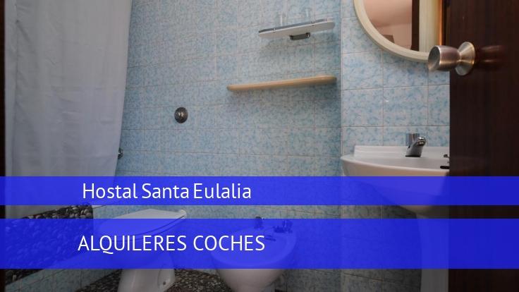 Hostal Santa Eulalia booking