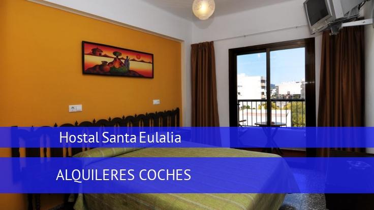 Hostal Santa Eulalia reservas