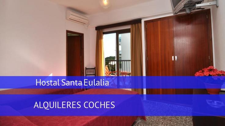 Hostal Santa Eulalia reverva