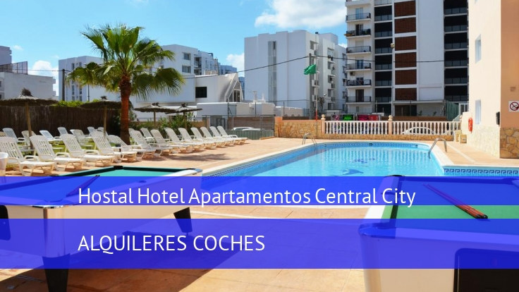 Hostal Hotel Apartamentos Central City