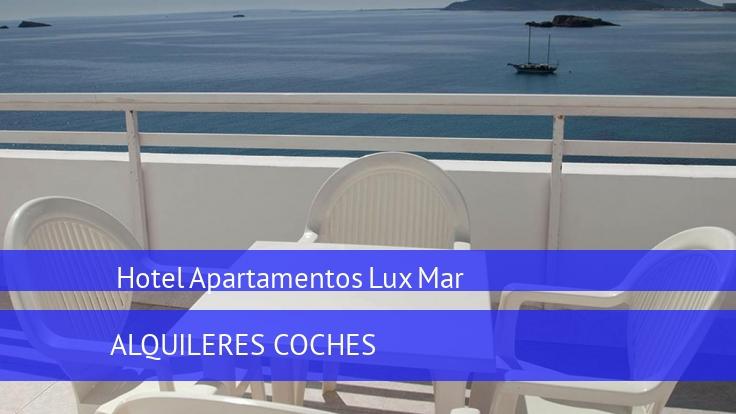 Apartamentos Hotel Apartamentos Lux Mar