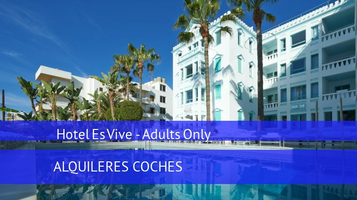 Hotel Hotel Es Vive - Adults Only