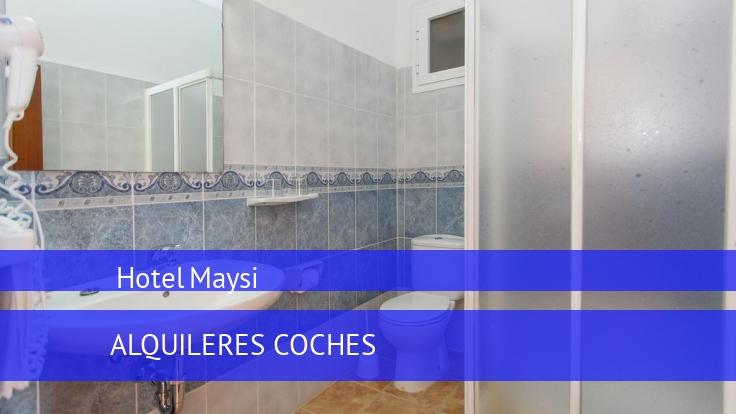 Hotel Maysi booking