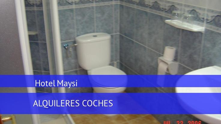 Hotel Maysi reverva