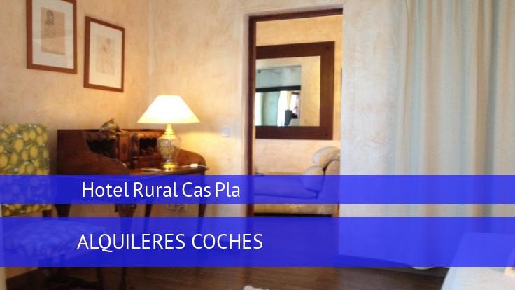 Hotel Rural Cas Pla opiniones