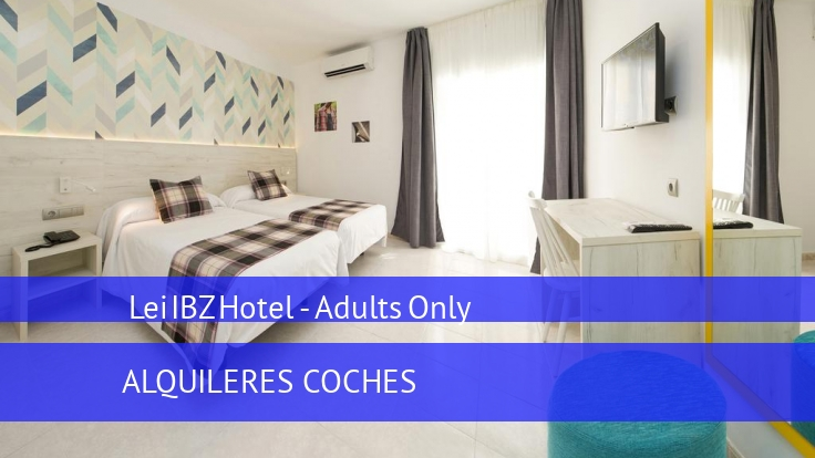 Hotel Lei IBZ Hotel - Adults Only