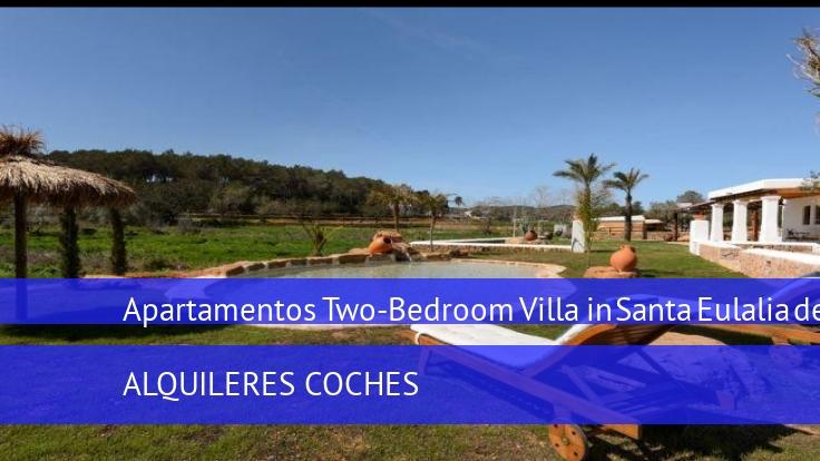 Apartamentos Two-Bedroom Villa in Santa Eulalia del Río