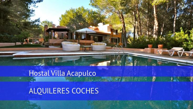 Hostal Villa Acapulco