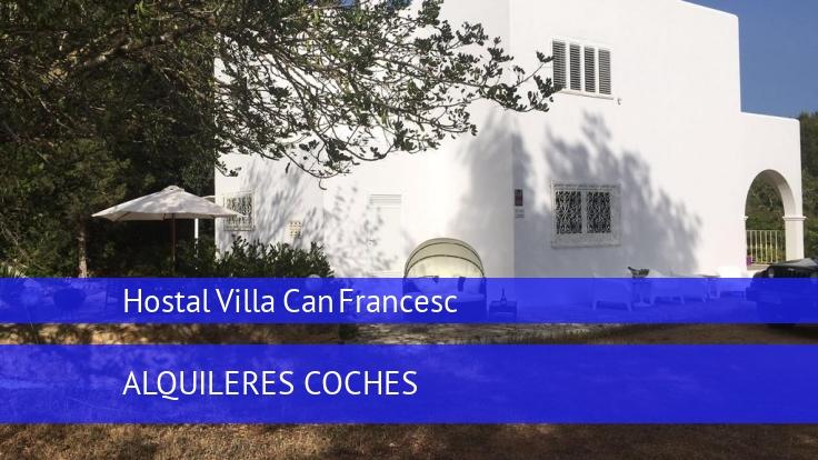 Hostal Villa Can Francesc booking