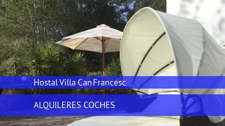 Hostal Villa Can Francesc reservas