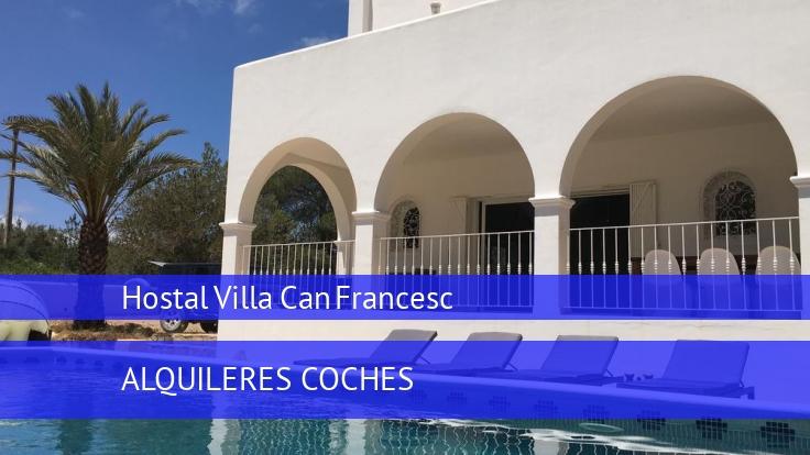 Hostal Villa Can Francesc reverva