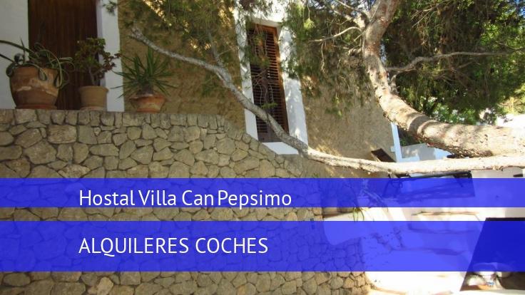 Hostal Villa Can Pepsimo reservas