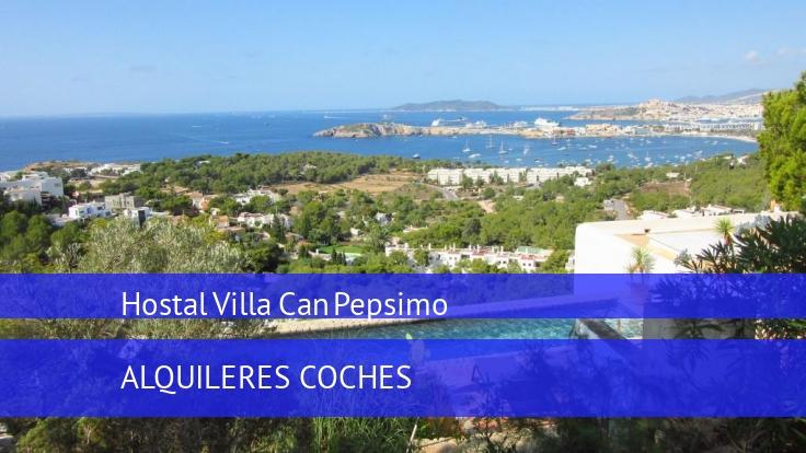 Hostal Villa Can Pepsimo reverva
