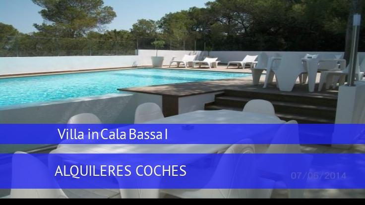 Villa Villa in Cala Bassa I