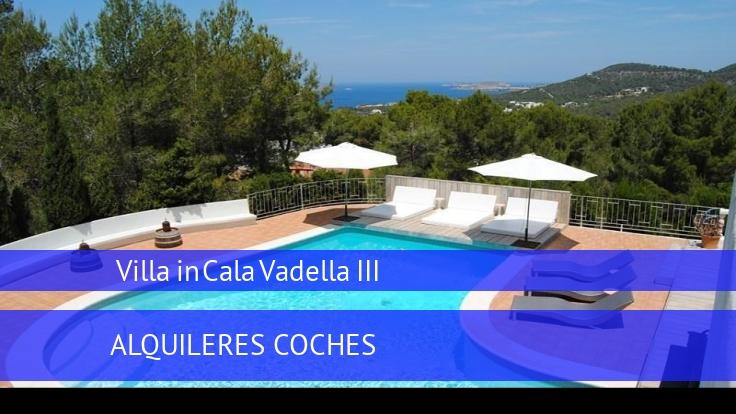 Villa Villa in Cala Vadella III