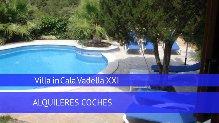 Villa Villa in Cala Vadella XXI