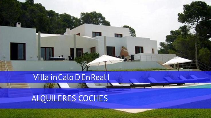 Villa Villa in Calo D En Real I
