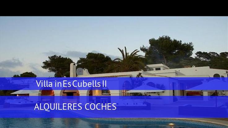 Villa Villa in Es Cubells II