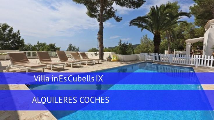 Villa Villa in Es Cubells IX